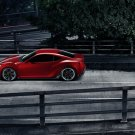 """Scion FR-S Sports Coupe Concept Car Poster Print on 10 mil Archival Satin Paper 20"""" x 15"""""""