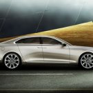 "Volvo Universe Concept Car Poster Print on 10 mil Archival Satin Paper 26"" x 16"""