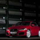 "Jaguar XFR (2012) Car Poster Print on 10 mil Archival Satin Paper 16"" x 12"""