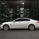 "Jaguar XF (2012) Car Poster Print on 10 mil Archival Satin Paper 16"" x 12"""