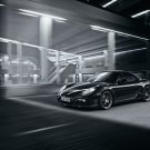 "Porsche Cayman S Black Edition Car Poster Print on 10 mil Archival Satin Paper 16"" x 12"""
