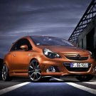 "Opel Corsa OPC Nurburgring Edition Car Poster Print on 10 mil Archival Satin Paper 20"" x 15"""
