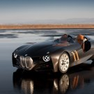 "BMW 328 Hommage Concept Car Poster Print on 10 mil Archival Satin Paper 20"" x 15"""