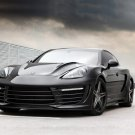 "Porsche TopCar Panamera Stingray GTR Car Poster Print on 10 mil Archival Satin Paper 16"" x 12"""
