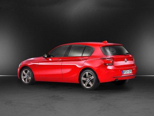 "BMW 1 Series (2012) Car Poster Print on 10 mil Archival Satin Paper 36"" x 24"""