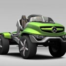 "Mercedes-Benz Unimog Concept Car Poster Print on 10 mil Archival Satin Paper 20"" x 15"""