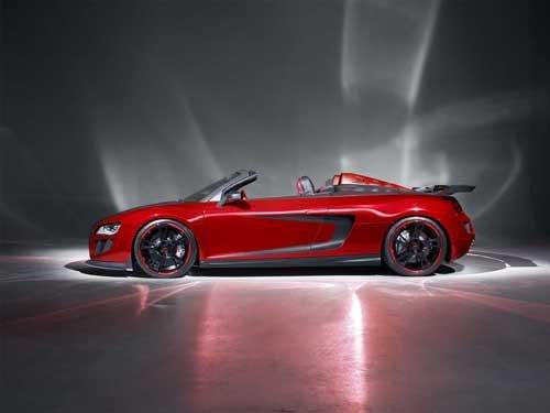 "ABT Audi R8 GT S Car Poster Print on 10 mil Archival Satin Paper 16"" x 12"""