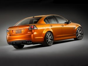 "Pontiac G8 GXP Car Poster Print on 10 mil Archival Satin Paper 20"" x 15"""