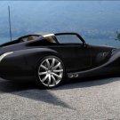 "Morgan Aero SuperSports Car Poster Print on 10 mil Archival Satin Paper 36"" x 24"""