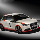 "Audi A1 Worthersee Tour Competition Kit Car Poster Print on 10 mil Archival Satin Paper 24"" x 18"""
