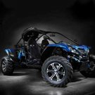"Epic Amp ATV Car Poster Print on 10 mil Archival Satin Paper 20"" x 15"""