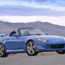 "Honda S2000 CR Concept Car Poster Print on 10 mil Archival Satin Paper 24"" x 18"""