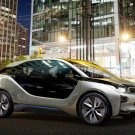"""BMW i3 Concept Car Poster Print on 10 mil Archival Satin Paper 16"""" x 12"""""""