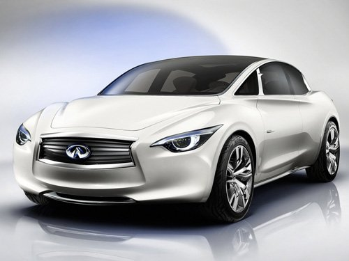 """Infiniti Etherea Concept Car Poster Print on 10 mil Archival Satin Paper 36"""" x 24"""""""