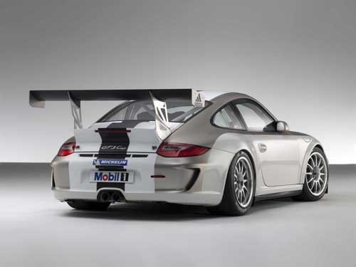 "Porsche 911 GT3 Cup Car Poster Print on 10 mil Archival Satin Paper  16"" x 12"""