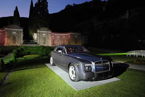 "Rolls-Royce Phantom Coupe Car Poster Print on 10 mil Archival Satin Paper 24"" x 16"""