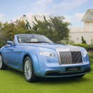 "Pininfarina Rolls-Royce Hyperion Top Down Car Poster Print on 10 mil Archival Satin Paper 24"" x 18"""
