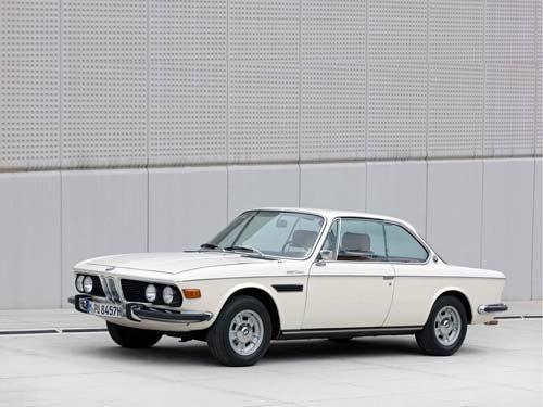 "BMW 3.0 CSI (1973) Car Poster Print on 10 mil Archival Satin Paper 20"" x 15"""