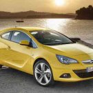 "Opel Astra GTC Car Poster Print on 10 mil Archival Satin Paper 20"" x 15"""