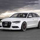 "ABT Sportsline Audi A6 Avant Car Poster Print on 10 mil Archival Satin Paper  16"" x 12"""