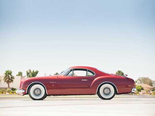 "Chrysler D Elegance (1952) Car Poster Print on 10 mil Archival Satin Paper  16"" x 12"""