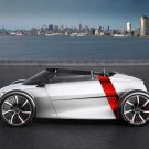 "Audi Urban Concept Car Poster Print on 10 mil Archival Satin Paper 20"" x 15"""
