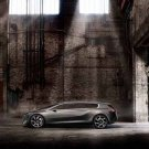 "Peugeot HX1 Concept Car Poster Print on 10 mil Archival Satin Paper 16"" x 12"""