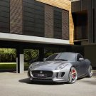 "Jaguar C-X16 Concept Car Poster Print on 10 mil Archival Satin Paper 36"" x 24"""