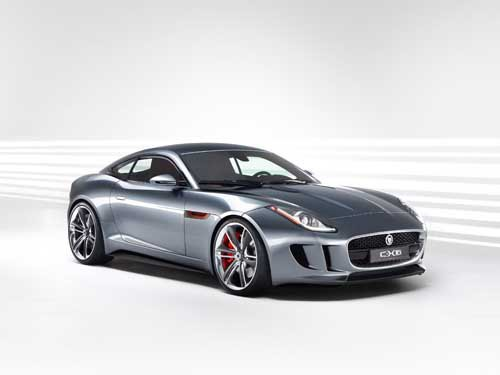"Jaguar C-X16 Concept  Car Poster Print on 10 mil Archival Satin Paper 20"" x 15"""