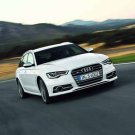 "Audi S6 Avant (2012) Car Poster Print on 10 mil Archival Satin Paper 36"" x 24"""