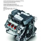 "Audi S5 3.0 Liter Engine Car Poster Print on 10 mil Archival Satin Paper 18"" x 24"""