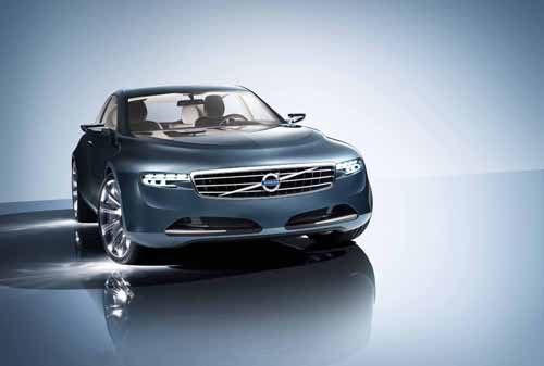 """Volvo Concept You Car Poster Print on 10 mil Archival Satin Paper 16"""" x 12"""""""