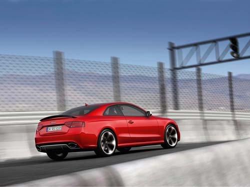 "Audi RS 5 Car Poster Print on 10 mil Archival Satin Paper 16 ""x 12"""