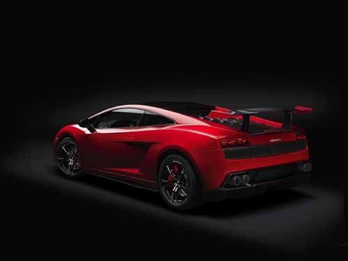 "Lamborghini Gallardo LP570-4 Super Trofeo Car Poster Print on 10 mil Archival Satin Paper 20"" x 15"""
