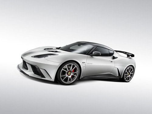 "Lotus Evora GTE (2012) Car Poster Print on 10 mil Archival Satin Paper 16"" x 12"""