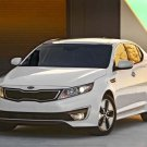 "Kia Optima Hybrid Car Poster Print on 10 mil Archival Satin Paper 20"" x 15"""