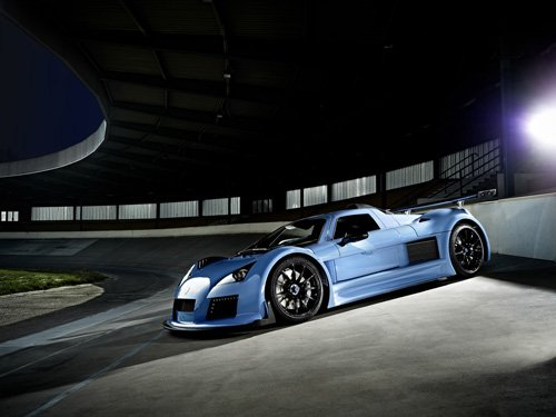 "Gumpert Apollo S Car Poster Print on 10 mil Archival Satin Paper 16"" x 12"""