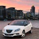 "Chrysler Delta (2012) Car Poster Print on 10 mil Archival Satin Paper 16"" x 12"""