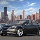 "Chrysler 200C EV Concept Car Poster Print on 10 mil Archival Satin Paper 36"" x 24"""