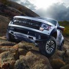 "Ford F150 SVT Raptor (2012) Truck Poster Print on 10 mil Archival Satin Paper 20""x15"""
