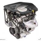 """Chevrolt Malibu MaxxSS 3.9L V6 LZ9 Engine Car Poster Print on 10 mil Archival Satin Paper 24"""" x 18"""""""
