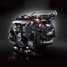 "Subaru Impreza STI Engine Car Poster Print on 10 mil Archival Satin Paper 36"" x 24"""