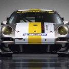"Porsche 911 GT3 RSR Race Car Poster Print on 10 mil Archival Satin Paper 36"" x 24"""
