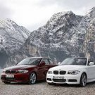 "BMW 1 Series (2012) Coupe & Convertible Car Poster Print on 10 mil Archival Satin Paper 36"" x 24"""