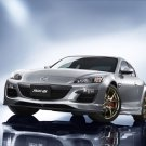 Mazda RX-8 Spirit R Car Poster Print on 10 mil Archival Satin Paper 16&quot; x 12&quot;