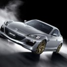 "Mazda RX-8 Spirit R Car Poster Print on 10 mil Archival Satin Paper 16"" x 12"""
