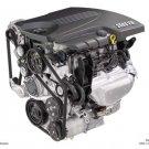 "Chevrolet Impala 3500 3.5L V6 LZ4 Engine Car Poster Print on 10 mil Archival Satin Paper 16"" x 12"""