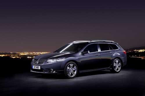 "Honda Accord (2012) Car Poster Print on 10 mil Archival Satin Paper 24"" x 18"""