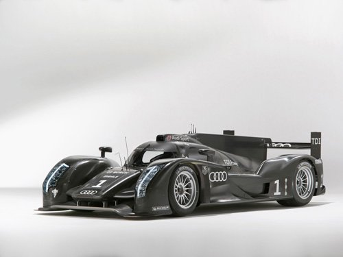 "Audi R18 Race Car Poster Print on 10 mil Archival Satin Paper 20"" x 15"""