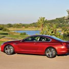 "BMW 6 Series Coupe Car Poster Print on 10 mil Archival Satin Paper 36"" x 24"""